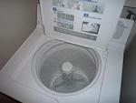 アメリカ観光、洗濯機